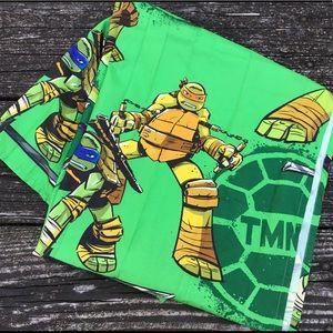 NWOT Teenage Mutant Ninja Turtles Shower Curtain